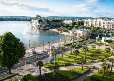 City of Enghien les Bains