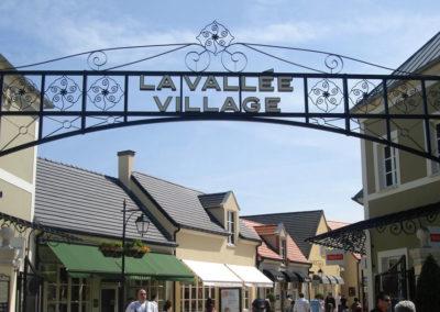 Shopping Center – La Vallée Village (77)