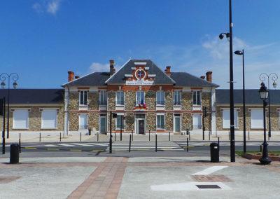 City of Le Coudray-Montceaux