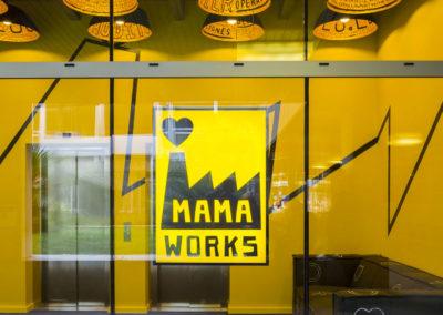 Mama Works Lyon (69) et Bordeaux (33)