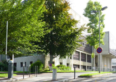 City of Tremblay en France