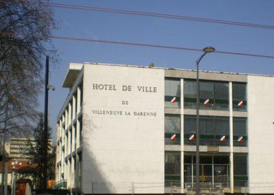 City of Villeneuve la Garenne